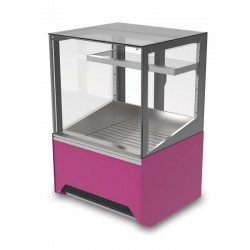 Vitrine neutre - Version pain - VIP - Long. 1260 mm