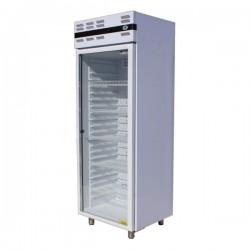 Armoire pâtissière vitrée - Négative statique - 440 litres - Faro - ARP060