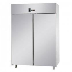 Armoire pâtissière - 2 portes pleines - Négative ventilée - 1400 litres - Eva - APV142N