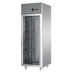 Armoire pâtissière - 1 porte vitrée - Négative ventilée - 700 litres - Eva - APV07VN