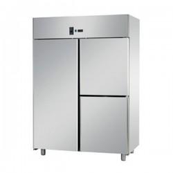Armoire pâtissière - 1 porte + 2 portillons - Positive ventilée - 1400 litres - Eva - APV143P