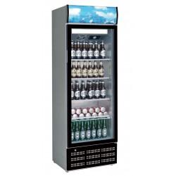 Vitrine à boissons réfrigérée ventilée - 290 L - SC290