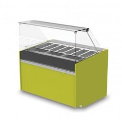 Vitrine réfrigérée - Version crèmes glacées - YSRSG - Long. 1690 mm