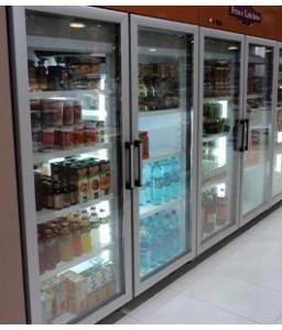 Vitrines à boissons réfrigérées