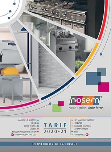 Catalogue tarif 2020/2021NOSEM