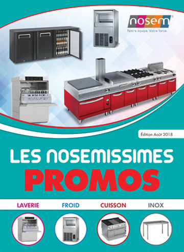 Catalogue les Nosemissimes 2018