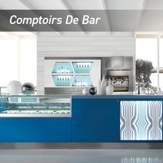 Comptoirs de bar